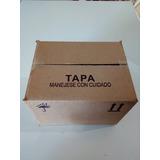 Caja Para Embalaje L-008 20x15x14 Cm Cartón Corrugado