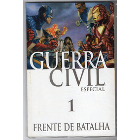 * Marvel - Guerra Civil Especial - Frente De Batalha - No.1