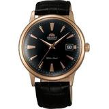 Reloj Orient Fer24001b Cuero Negro Hombre