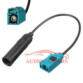 Cabo Antena P/ Mídia Mylink Onix Cobalt S10 Cruze Spin Sonic