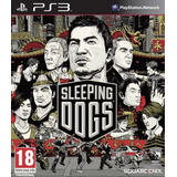 Sleeping Dogs Digital Edition Ps3 Digital