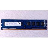 Kingston Memoria Ram Ddr 3 4gb Pc3l - 12800u Escritorio