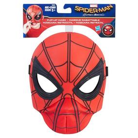 Máscara Flip Up Spider-man Homecoming Marvel Hasbro