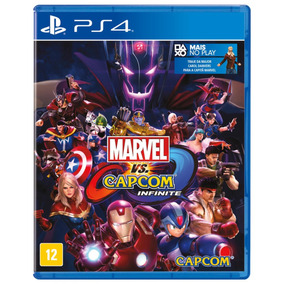 Marvel Vs Capcom Infinite - Edição Limitada - Ps4