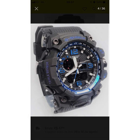 6ee3b8ee03f Relógio G Shock W.r. 20bar - Joias e Relógios no Mercado Livre Brasil