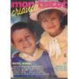 Mon Tricot Tricô E Crochê Criança 06/88