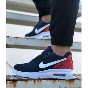 e2a0c396cada2 Zapatos Nike Air Max 1 - Ropa y Accesorios Azul oscuro en Mercado ...