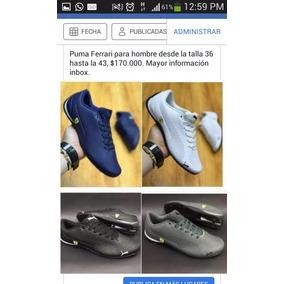 zapatillas puma ferrari mercadolibre colombia