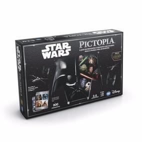 Pictopia Star Wars - Jogo De Tabuleiro Em Português
