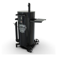 Churrasqueira Defumação Pit Smoker Grillex - Preta / Preta