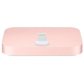 Base Lightning Apple Para Iphone E Ipod, Rose Gold