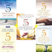 As Cinco Linguagens Do Amor - Kit Com 5 Livros