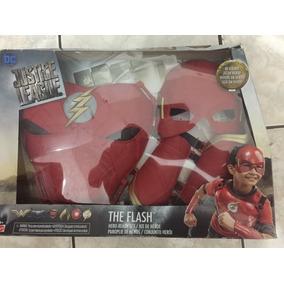 Kit The Flash Conjunto Herói Liga Da Justiça Vire Um Herói!
