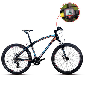 Bicicleta Mountain Bike Top Mega Envoy R26 21v Shimano + Vel