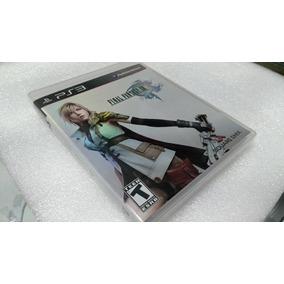 Final Fantasy Xiii 13 Ps3 Usado Em Estado De Novo! Última Pç