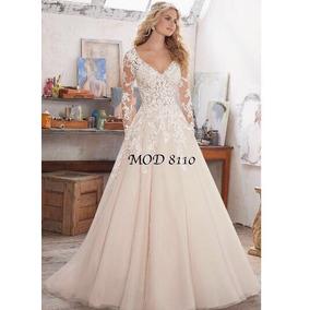 Vestido Novia Nuevo Barato Modelo 8110 Elegante Princesa