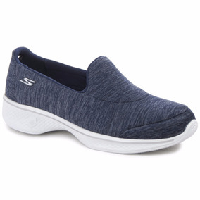 Zapatillas Skechers Go Walk 4 Astonish Mujer Caminata Import