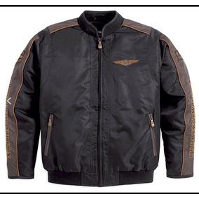 Harley Davidson - Jaqueta Nylon Masculina Original Importada
