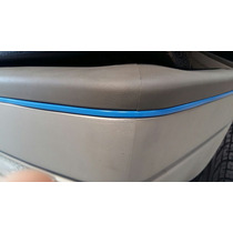 Kit Friso Aluminio Parachoque Gol G1 Gti/gts Original Vw