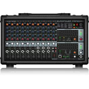 Consola Amplificada Behringer Pmp2000d