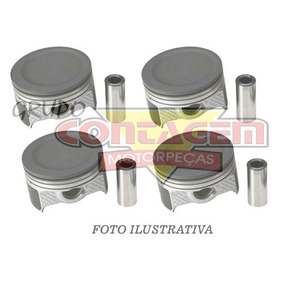Jogo Pistao Fiat Palio 1.0 Mpi Gasolina - 040