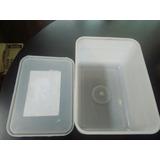 Envases Plásticos Para Helados
