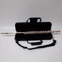 Flauta Transversal Monique Con Estuche