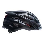 Capacete Ksw Ciclista Bike Mtb Color Com Led Integrado