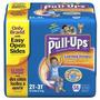Huggies Pull-ups Pantalones De Entrenamiento Con Diseños Ed