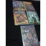 Dvd Comic Novaro Y Marvel Dvd