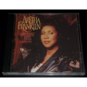 Aretha Franklin - Greatest Hits - Cd 1994 Imp. U S A!
