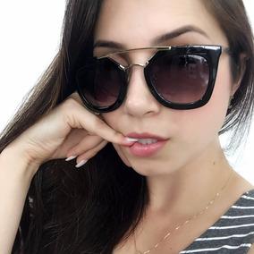 Óculos Starlight Gatinho Preto - Óculos De Sol no Mercado Livre Brasil ba5b568233