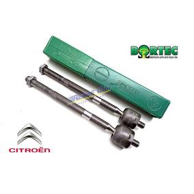 Par Braço Articulação Axial Citroen C3 2002 Até 2013