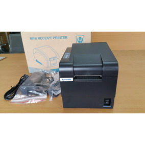 Impresora Etiqueta Termica Codigo Barra Xprinter Xp-235b