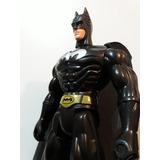 Muñeco Articulado Batman 21cm Capa De Tela