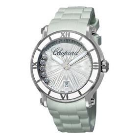 Chopard Mujer Happy Sport Reloj De Pulsera Blanco Con Esfe