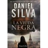 La Viuda Negra - Daniel Silva - Libro