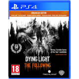 Dying Light: The Following Enhanced Ed. Ps4 Original Fisico