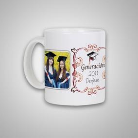10 Tazas De Ceramica Personalizadas Graduacion 2017