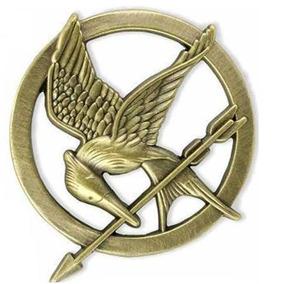 Broche Jogos Vorazes Hunger Games Tordo Frete Grátis Br