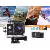 Cámaras Deportivas Go Pro 1080p Sports Cam Memoria 32g