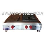 Cocina De Mostrador 2 Hornilla Mini Plancha Linea Tope