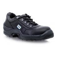 Zapato Seguridad Ombu Ozono Cuero Flor Suela Pu Iram 38al46