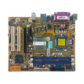 Placa Mãe Intel Lga775 Ddr3 Ipm41-d3 Pcware 8gb Oem Nf