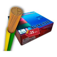 Cable Unipolar 4 Mm Kalop Categoría 5  Iran Extra Flexible
