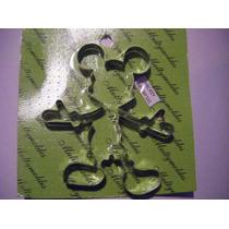 Cortante Molde Mickey Multy Porcelana Galletita Cookie