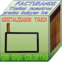 Digitalizador Touch Tablet China Q8 Q88 Allwinner A13