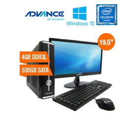 Computadora Advance Vission Vs1015, Intel Celeron N3050 1.60