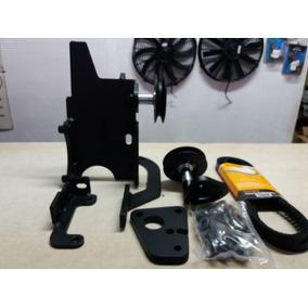 Kit Suporte Compressor Ar Condicionado F1000 P/denso - Novo