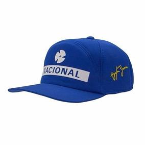 Boné Ayrton Senna Banco Nacional